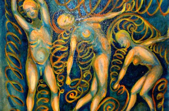 Proč tančíme? I. Pohyby pro boha i démona