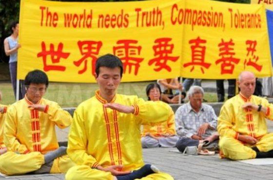 Falun Gong a tajné tábory smrti