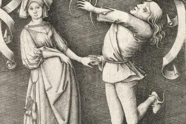 Proč tančíme?  V. S kým si zatančit ve středověku