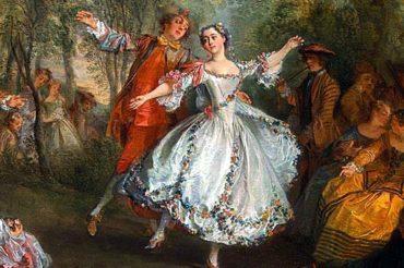 Proč tančíme? VIII. V baroku není nám do skoku