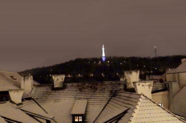 Praha v bílém – 11.1. 2019