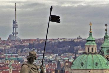 Praha tající – 12.1. 2019